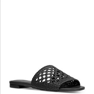 MICHAEL Michael Kors Woven Sandals 7.5